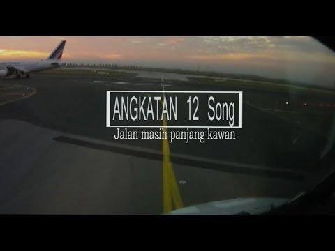 Rapp song : Jalan masih panjang kawan ( Official Lyric Video )