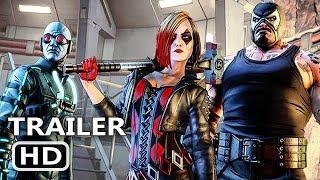 PS4 - Batman Telltale Season 2 Final Trailer (2018) The Enemy Within