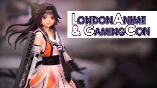 London Anime & Gaming Con 2019