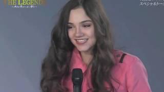 Evgenia Medvedeva. Interview (Eng subtitles)