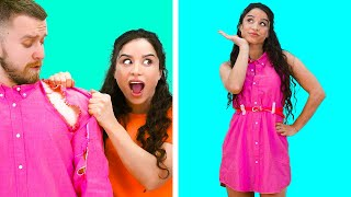 Reuse your Old Clothes! || Awesome Fashion Hacks And DIY Clothing Ideas