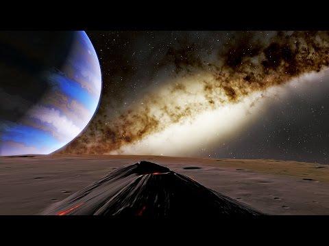 Space Engine Interstellar Travel