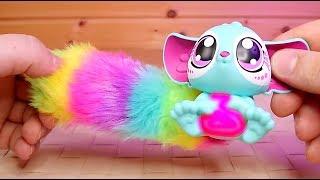 Хвостатый Мелкий Лил Глимерз Lil Gleemerz Интерактивный Волшебный Питомец