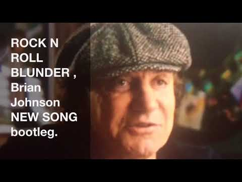 BRIAN JOHNSON NEW SONG WITHOUT AC/DC 2017, ROCK-N-ROLL BLUNDER