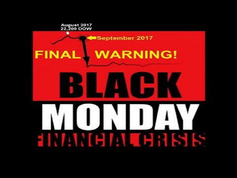 MARKET COLLAPSE, FINAL WARNING NOW!  IT STARTS WITH…