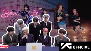 BTS REACTION TO BLACKPINK 'LOVESICK GIRL' M/V || BLACKPINK – 'Lovesick Girls' M/V REACTION!