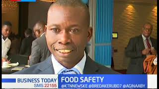 FOOD SAFETY: Bill seeking to merge food and drug bodies to inspect production