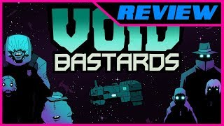 REVIEW / Void Bastards (Video Game Video Review)