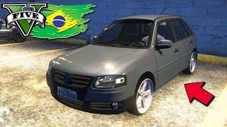 GTA V: BRASIL ROLEPLAY - COMPREI um CARRO NOVO (GOL G4 COMPLETO) #07