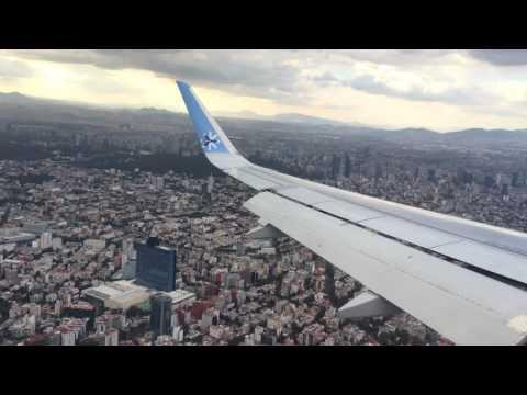 Aterrizaje a Ciudad