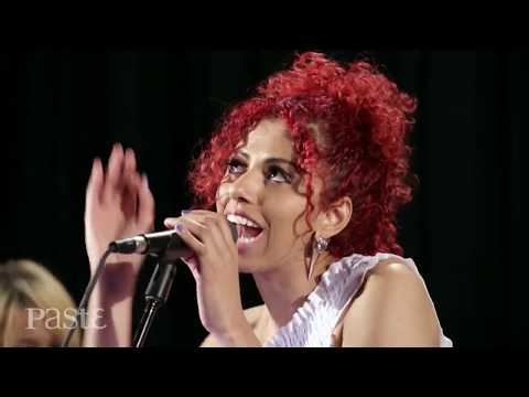 Shenna at Paste Studio NYC live from The Manhattan Center