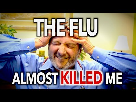 The Flu ALMOST KILLED ME (Influenza) | Dr. Paul