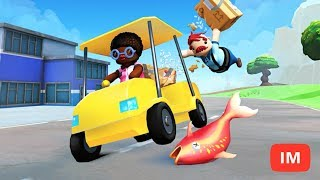 Totally Reliable Delivery Service Android iOS Crazy Game