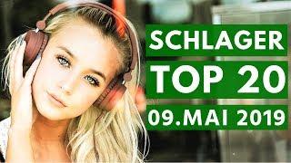 SCHLAGER CHARTS 2019 - Die TOP 20 vom 09. Mai