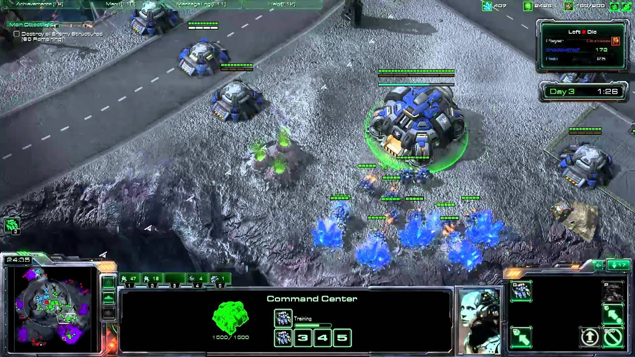 What are the Best Custom Games, Maps and Mods in the Starcraft II