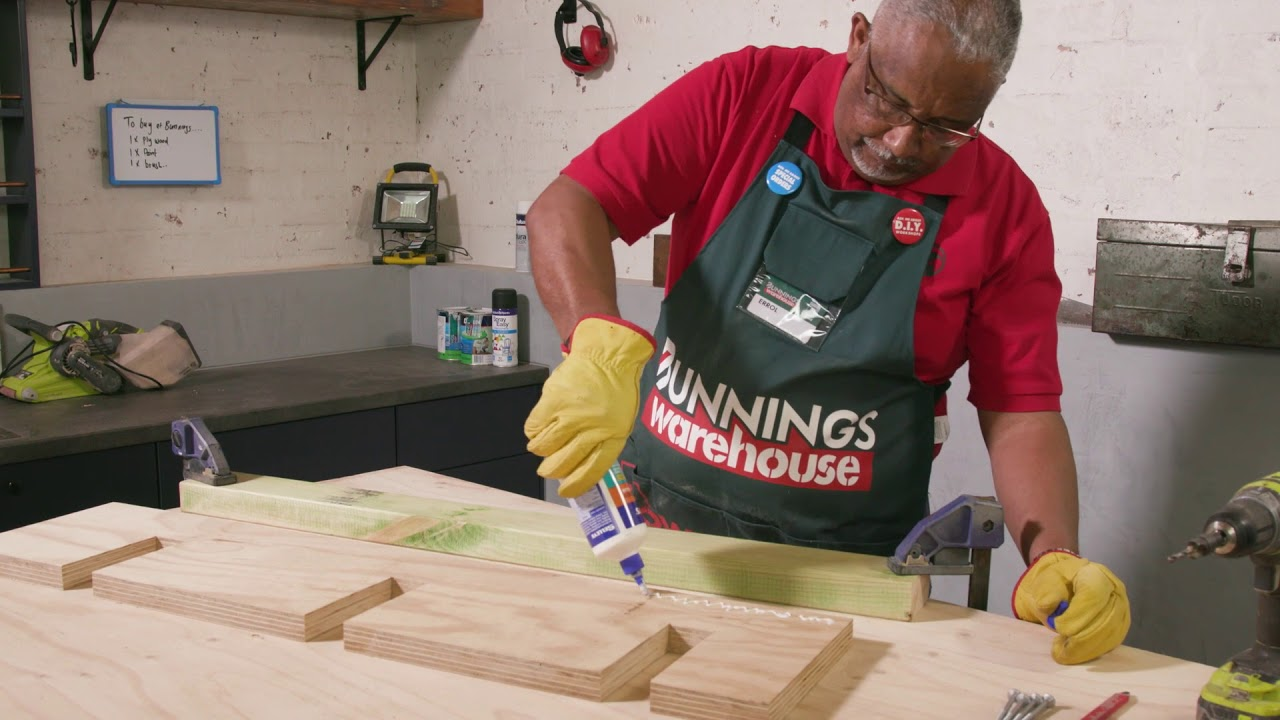 How To Build A Billy Cart DIY At Bunnings Workshop t