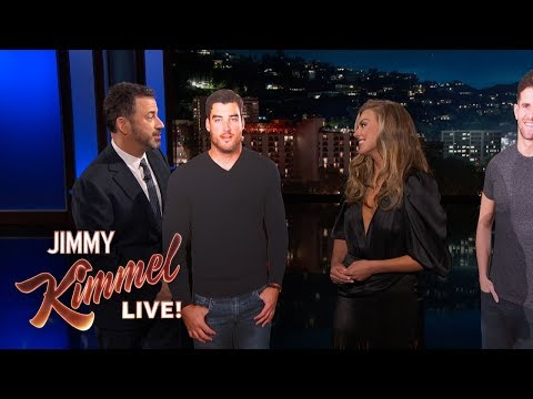 Jimmy Kimmel Predicts Bachelorette Winner