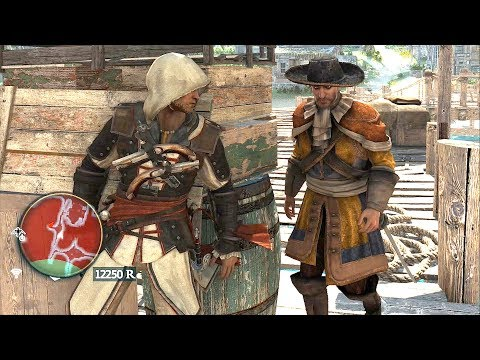 Assassin's Creed 4 Perfect Stealth Kills & A single MadMan Ultra Settings thumbnail