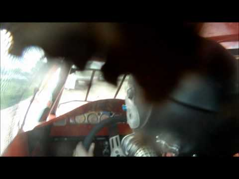 Cory Mahder - June 3rd 2011 - In-Car - 6th Place - Heat - Red Cedar Speedway