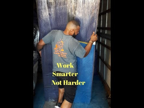 How To Move A Heavy Sofa | Move Smarter Not Harder