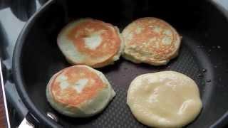 Veda #9 Amanda's Coconut Flour Paleo Pancakes