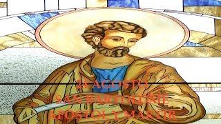 24 Agosto: San Bartolomé. Apóstol y Mártir
