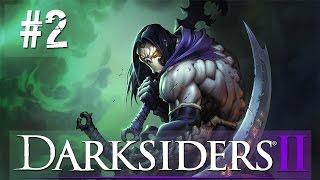 Прохождение Darksiders 2 [Часть 2] Герой хренов(Группа вконтакте: http://vk.com/kostyamrchaser Стримы: http://www.hitbox.tv/Mr-Chaser RaidCall: 11841846 * * * Хочешь поддержать канал?, 2016-03-04T07:00:30.000Z)