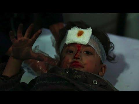 Syrie: le fief rebelle de la Ghouta sous les bombes du régime