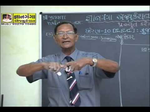 Std10 GUJARATI dvd DEMO 13 MIN Gyan Ganga Education Ahmedabad  9327010480