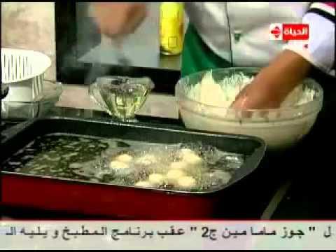 الزلابية لقمة القاضي مطبخ الشيف حسن