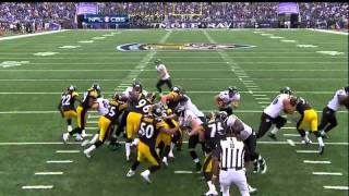 NFL. STEELERS @ RAVENS SEASON OPENER WEEK 1 2011 (HD)