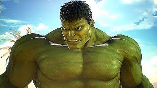 Pelicula del hombre verde