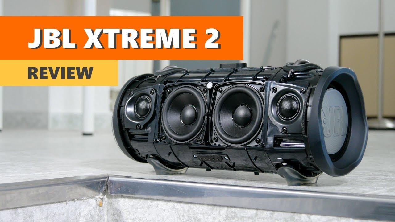 Análisis altavoz JBL Xtreme 2