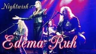 Nightwish - Edema Ruh acoustic first time live HD (2015)