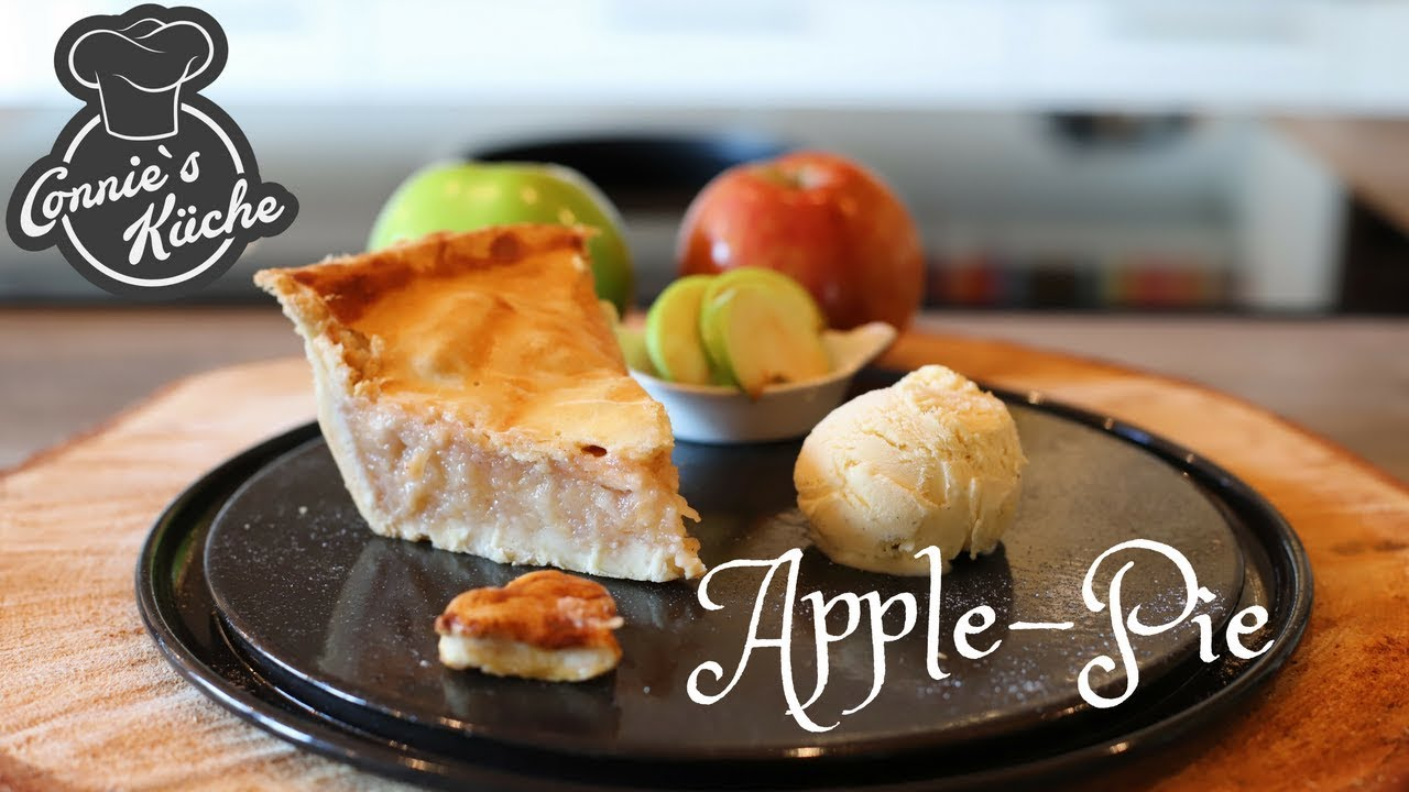Apple Pie Apfelkuchen Kenwood Cooking Chef Gourmet Youtube