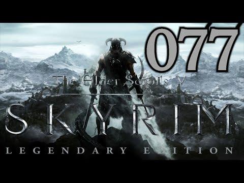 Let's Play Skyrim - Legendary Edition [German][Blind][#77] Der Geist des Wahnsinns!