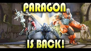 PARAGON IS BACK! PARAGON 2.0
