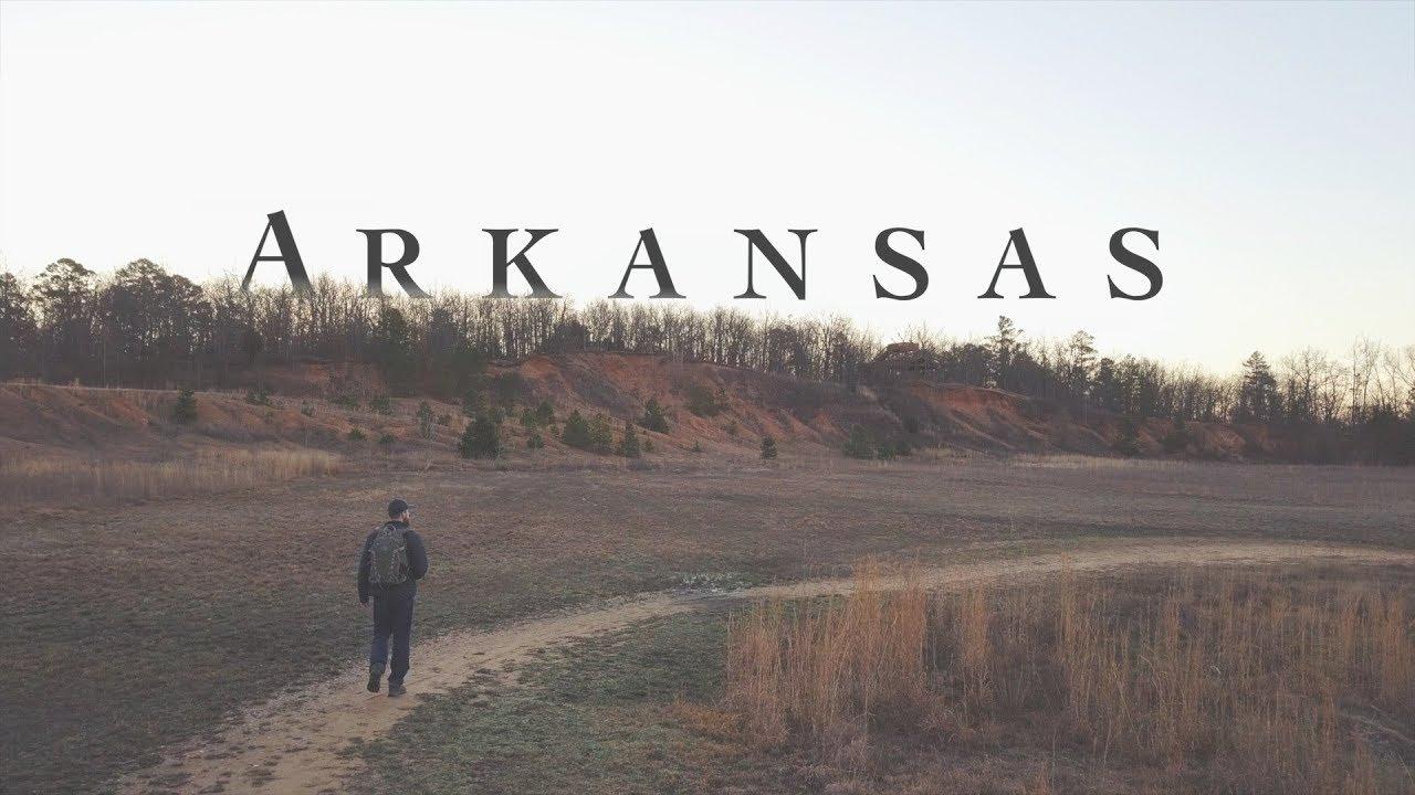 Arkansas - A DJI Mavic Drone Short