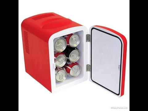 Intertronic Mini Kühlschrank 15 L Red : Minikühlschrank klarstein bella taverna test youtube