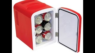 Coca Cola Mini Fridge Review