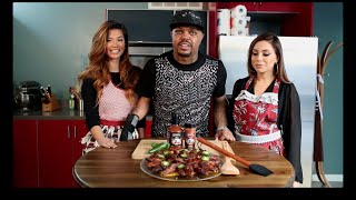 dj paul s super bowl bbq wings with first we feast complex