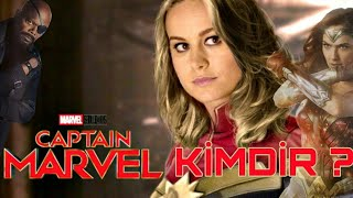captain marvel ozellikleri