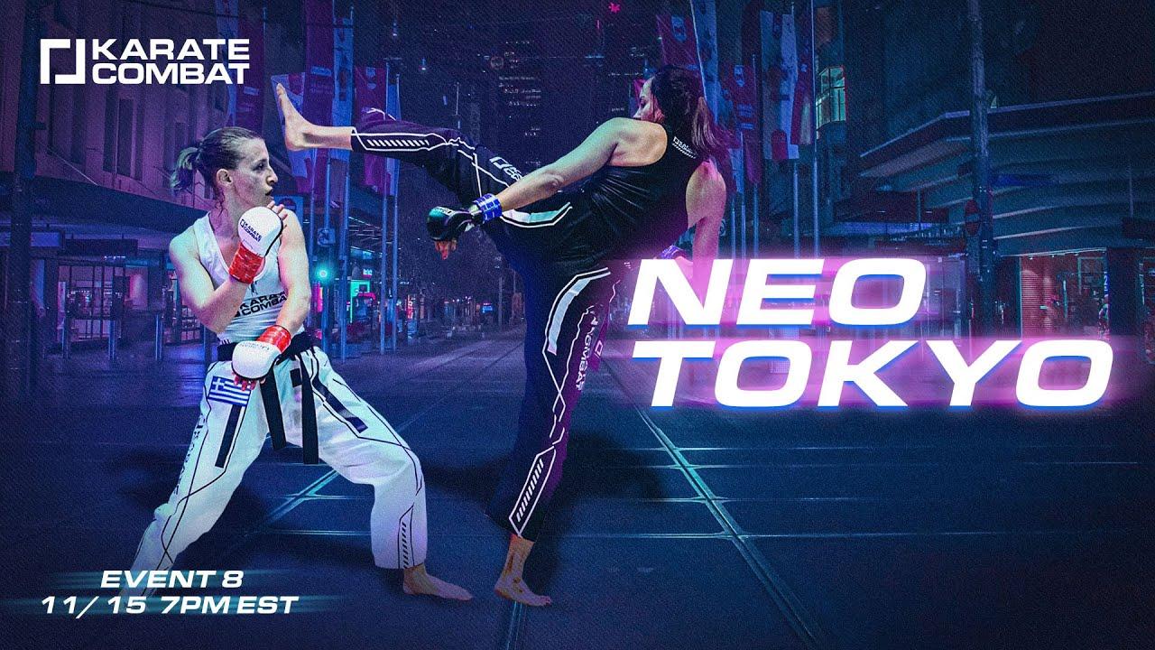 Karate Combat: Episode 08 - Neo Tokyo