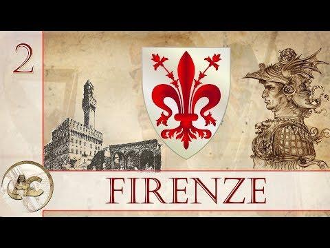 Firenze #2 - Europa Universalis 4 Gameplay ITA