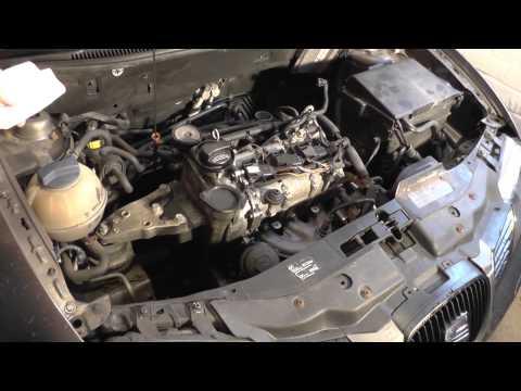 Seat Ibiza Engine Oil Level Check Guide