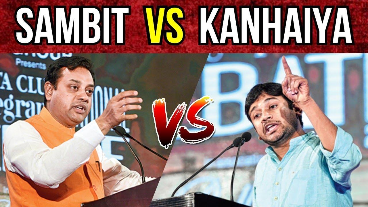 Download Kanhaiya Kumar Vs Sambit Patra   Debate on Surgical Strike 2017 🔥🔥🔥