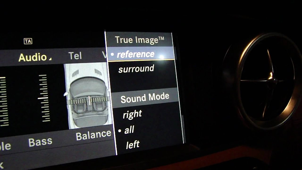 Mercedes Benz Sls Amg Bang Amp Olufsen Soundsystem Youtube