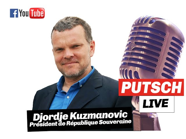 Djordje Kuzmanovic - Le Grand Entretien Politique