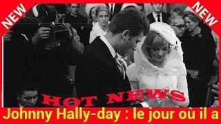 Johnny Hallyday : le jour où il a épousé Sylvie Vartan