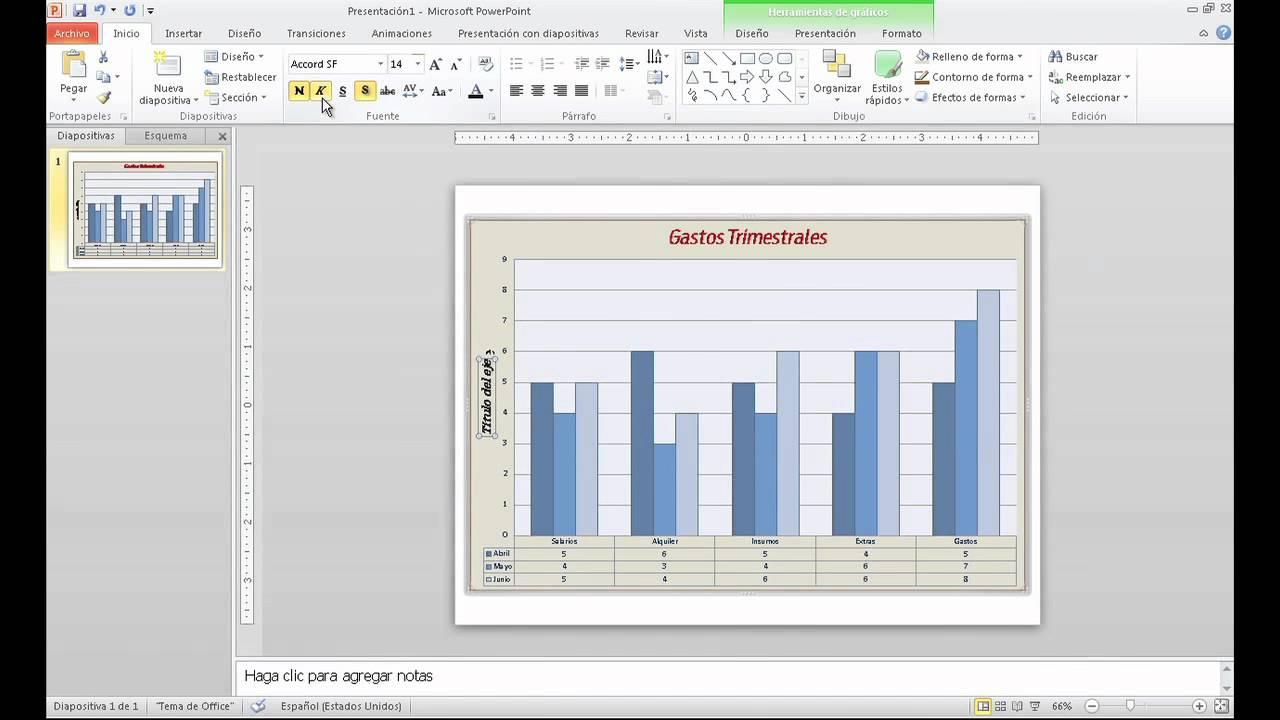 powerpoint 2010  edicion avanzada de gr u00e1ficos